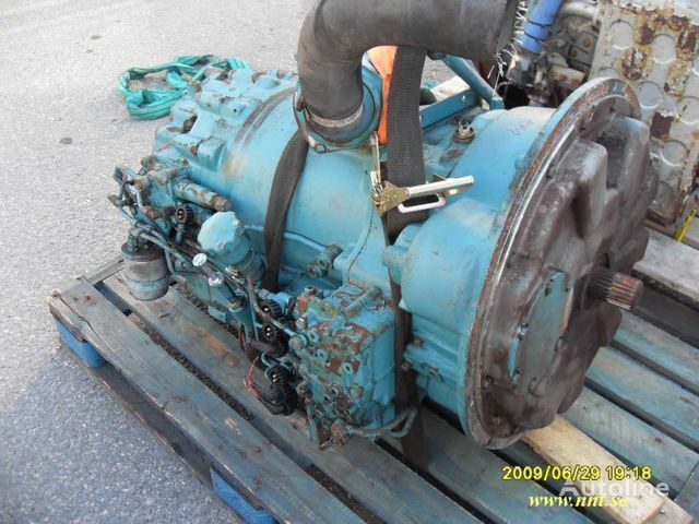GAV 762 796S gearbox for SCANIA bus