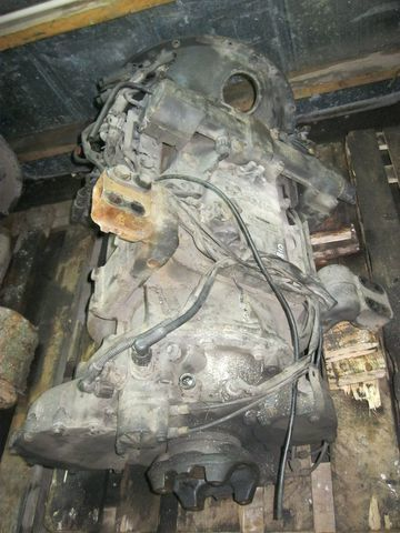 GRS900 Opticruise gearbox for SCANIA truck