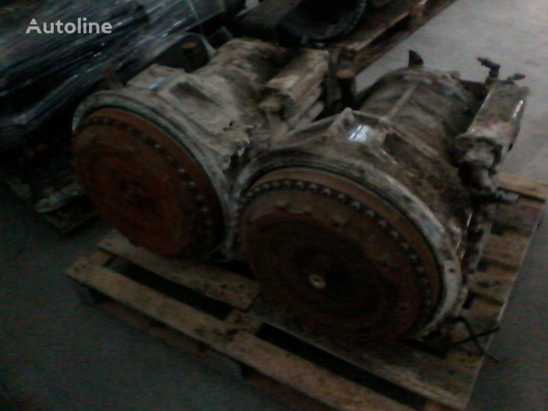 ZF 5HP600 gearbox for SCANIA bus