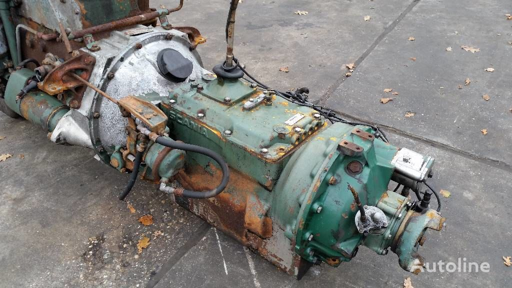 gearbox for SCANIA GR870 truck
