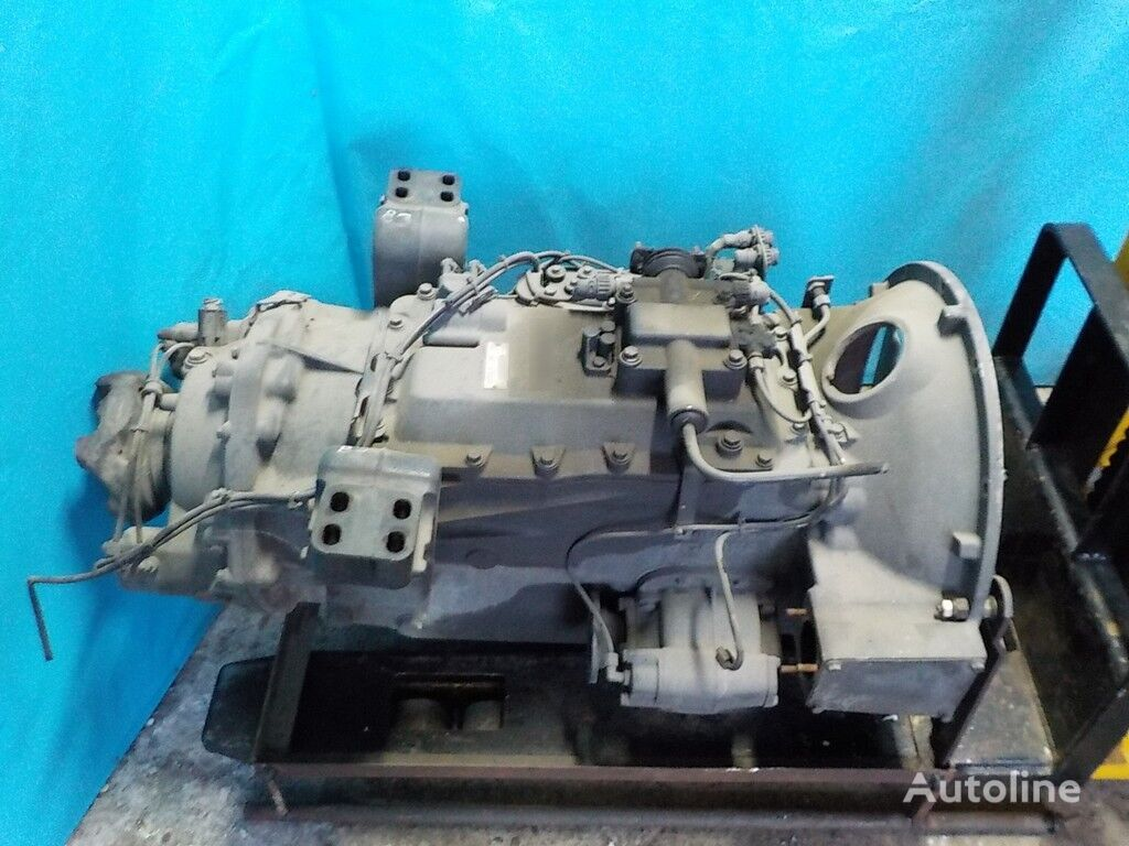 GRS890 gearbox for SCANIA P380 truck