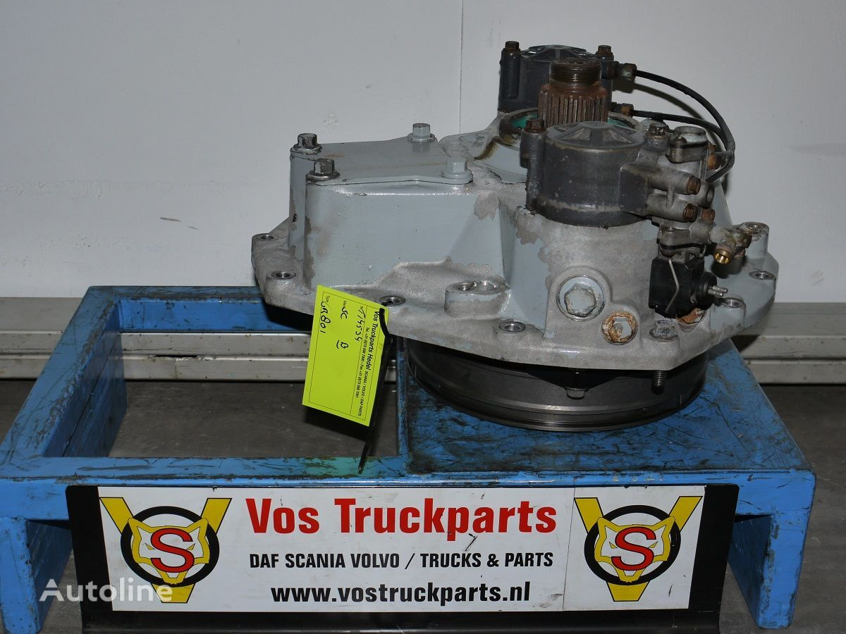 gearbox for SCANIA PLAN. DEEL GR(S) truck