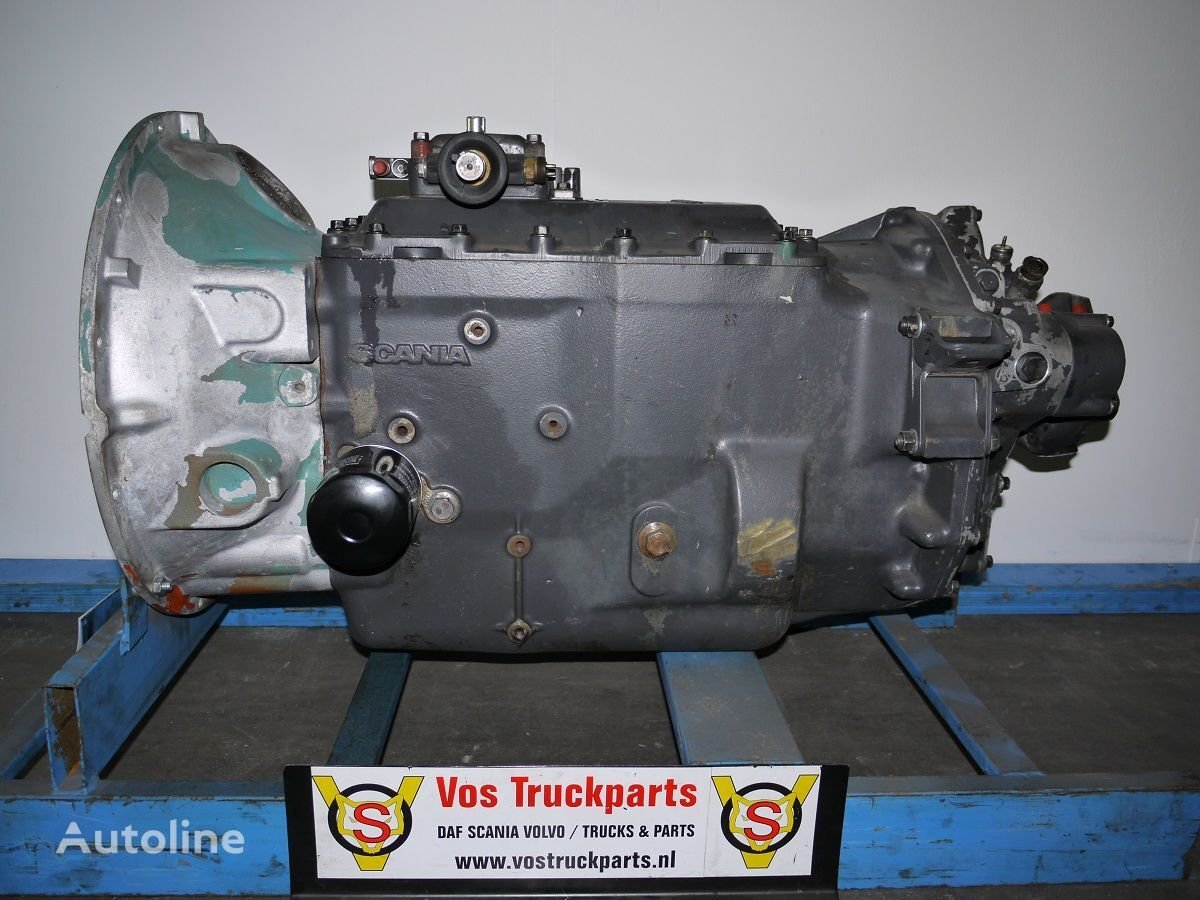 gearbox for SCANIA SC-3 GR-900 truck