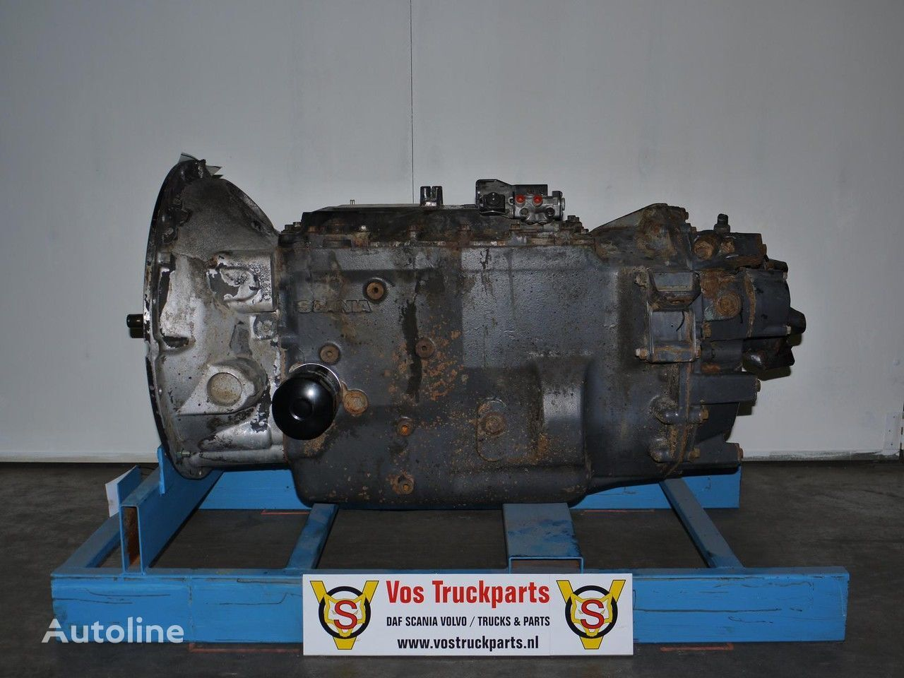 gearbox for SCANIA Z SC-3 GRS-900 E truck