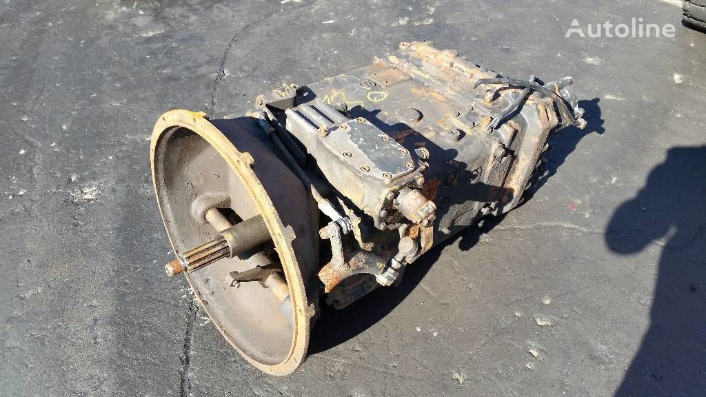 gearbox for ZF ECOSPLIT 16S 130 truck