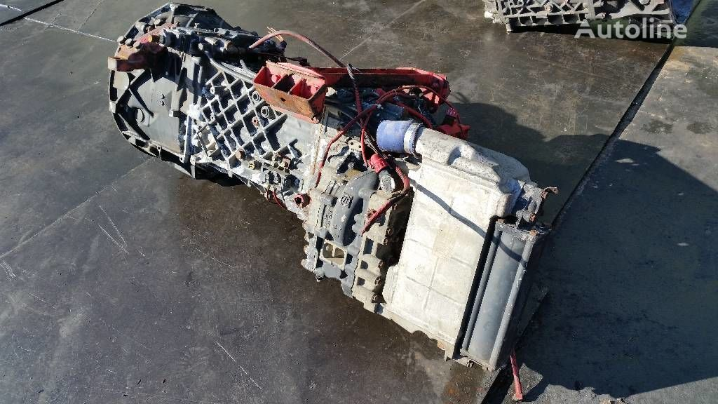 gearbox for ZF ECOSPLIT 16S181 IT truck
