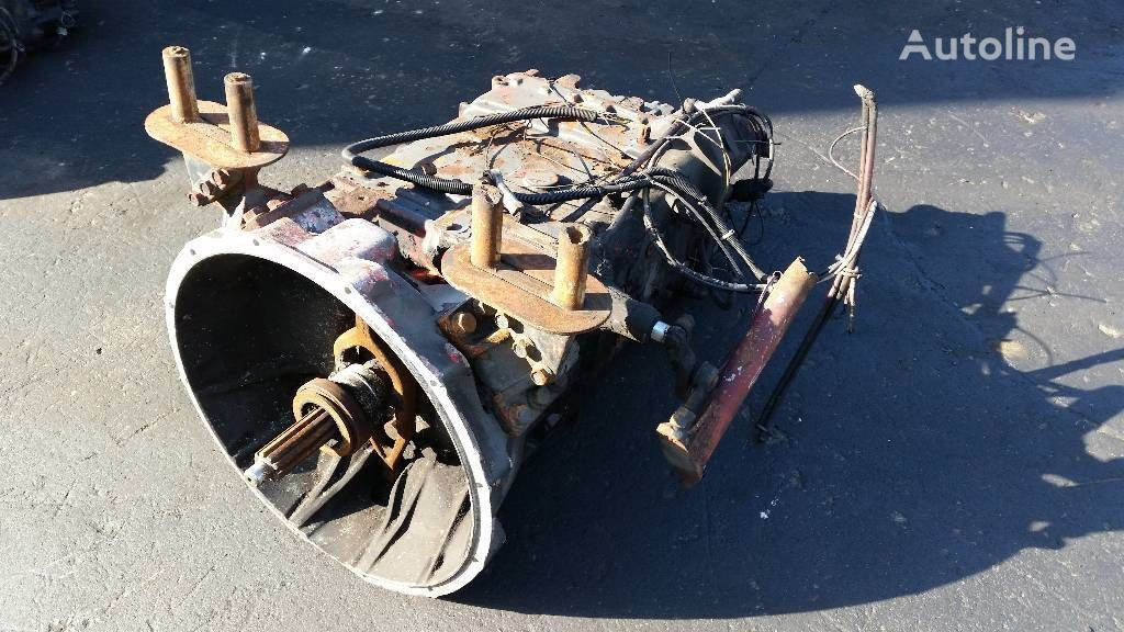 gearbox for ZF Ecosplit 16S130 truck