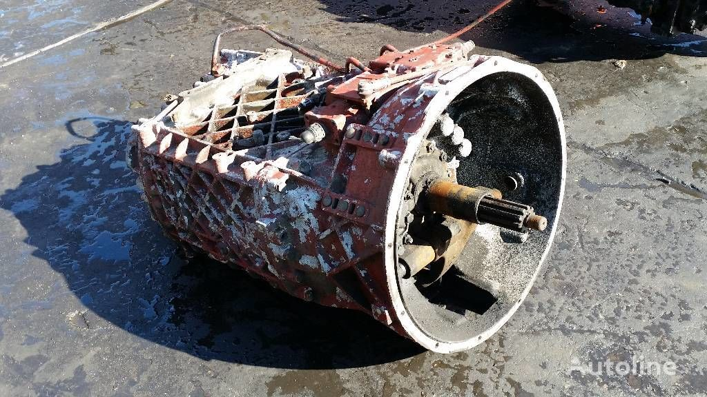 gearbox for ZF Ecosplit 16S151 truck