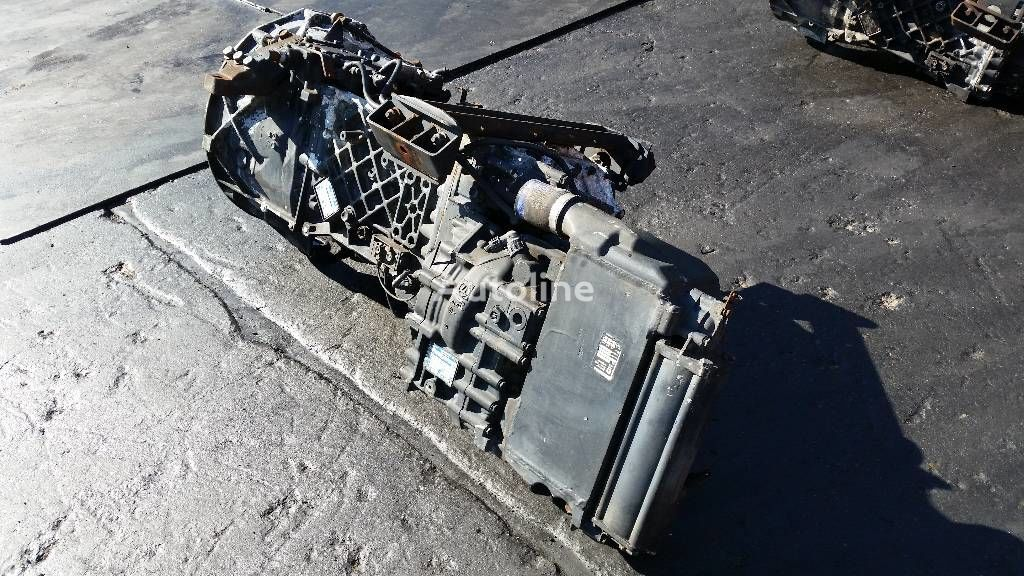 gearbox for ZF ecosplit 16S151IT truck