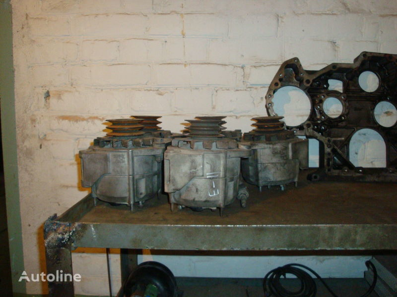 DAF (DAF), Renault (Reno) generator for tractor unit