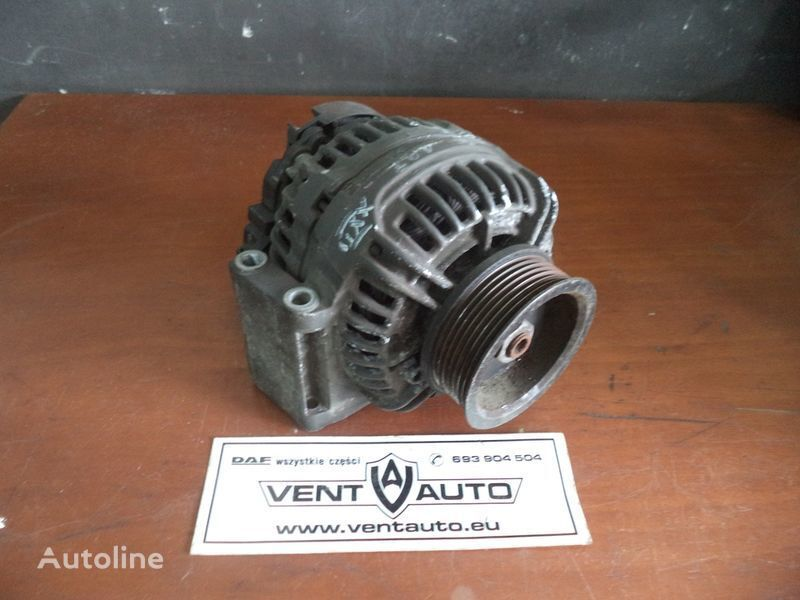BOSCH Alternator,Lichtmaschine Euro 5 generator for DAF XF 105 tractor unit