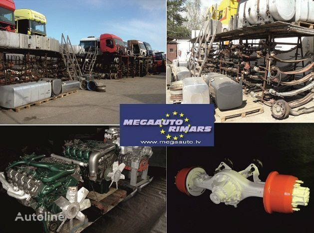 generator for MANY TYPES AND MODELS truck
