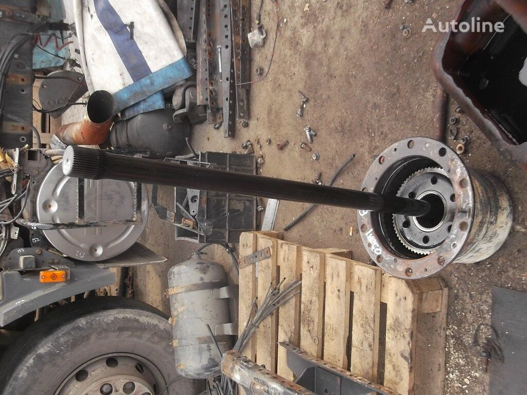 zadnyaya Iveco half-axle for truck