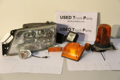 Verlichting en signalisatie headlamp for MAN tractor unit