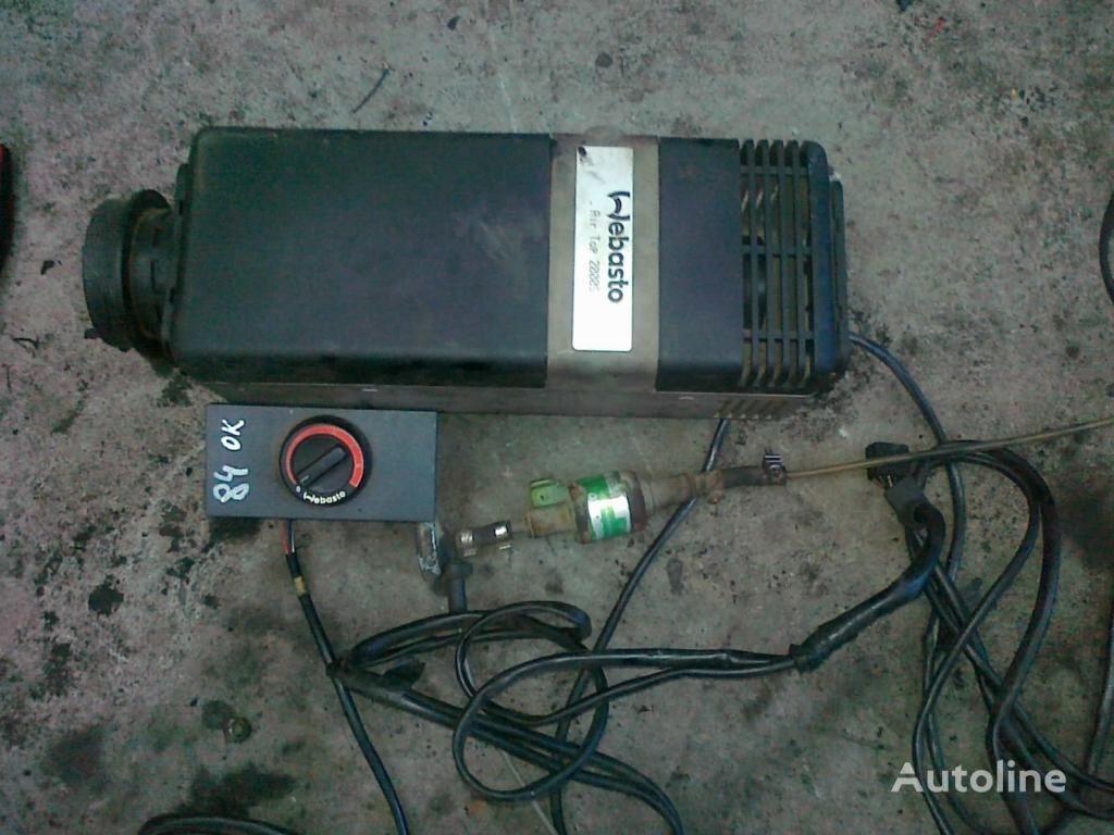 heater for OGRZEWANIE postojowe 24V Webasto Air Top 900 zl
