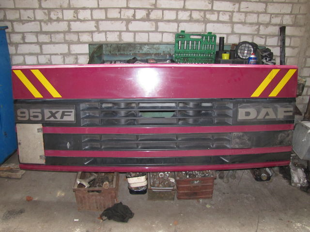 hood for DAF 95 XF tractor unit