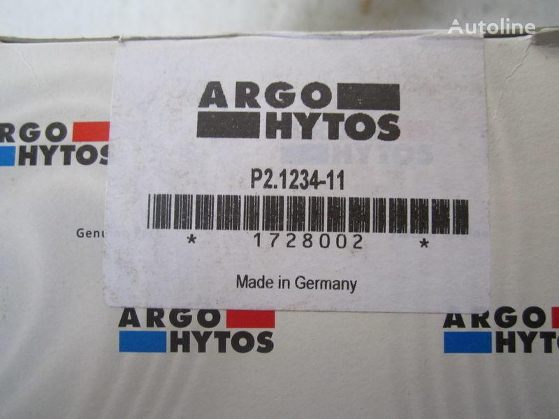 new Nimechchina Argo Hytos P2. 1234-11 hydraulic filter for excavator