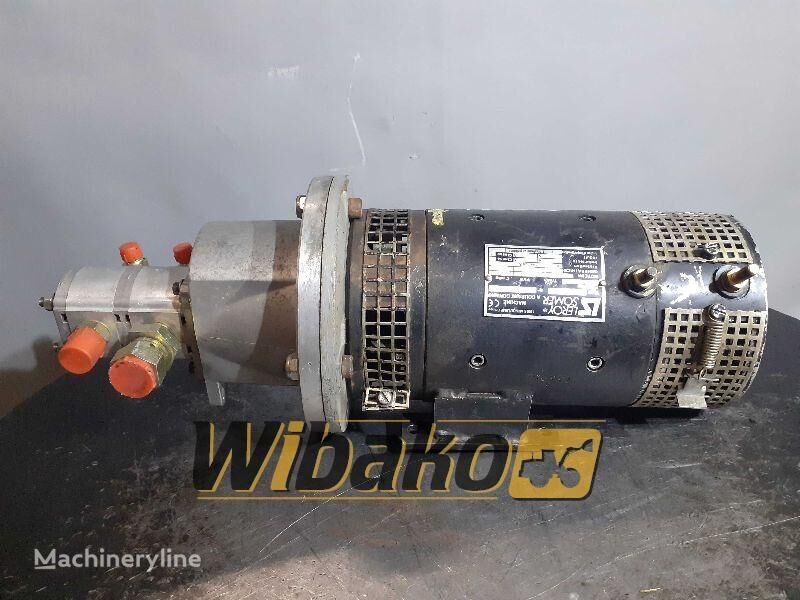 Elektropompa Leroy Somer T15 hydraulic motor for T15 (733952/03-01/99) other construction equipment