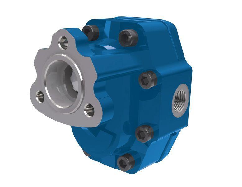 new Vinnotto Italiya UNI 82l/na 3 bolta dlya tyagacha.Gidravlicheskie komplekty hydraulic pump for truck