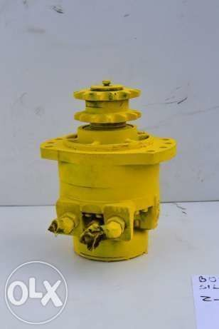 hydraulic pump for CATERPILLAR 236  skid steer