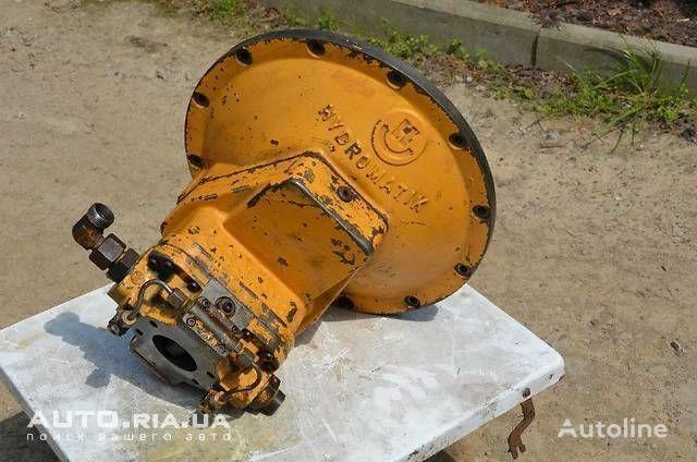 HYDROMATIK A8V055 hydraulic pump for ZEPPELIN excavator