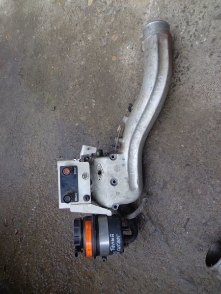 vpusknoy manifold for IVECO EuroTech, EuroStar tractor unit