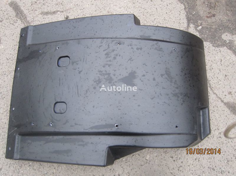 mudguard for tractor unit