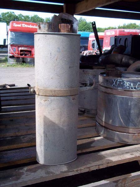 muffler for MAN 18 truck