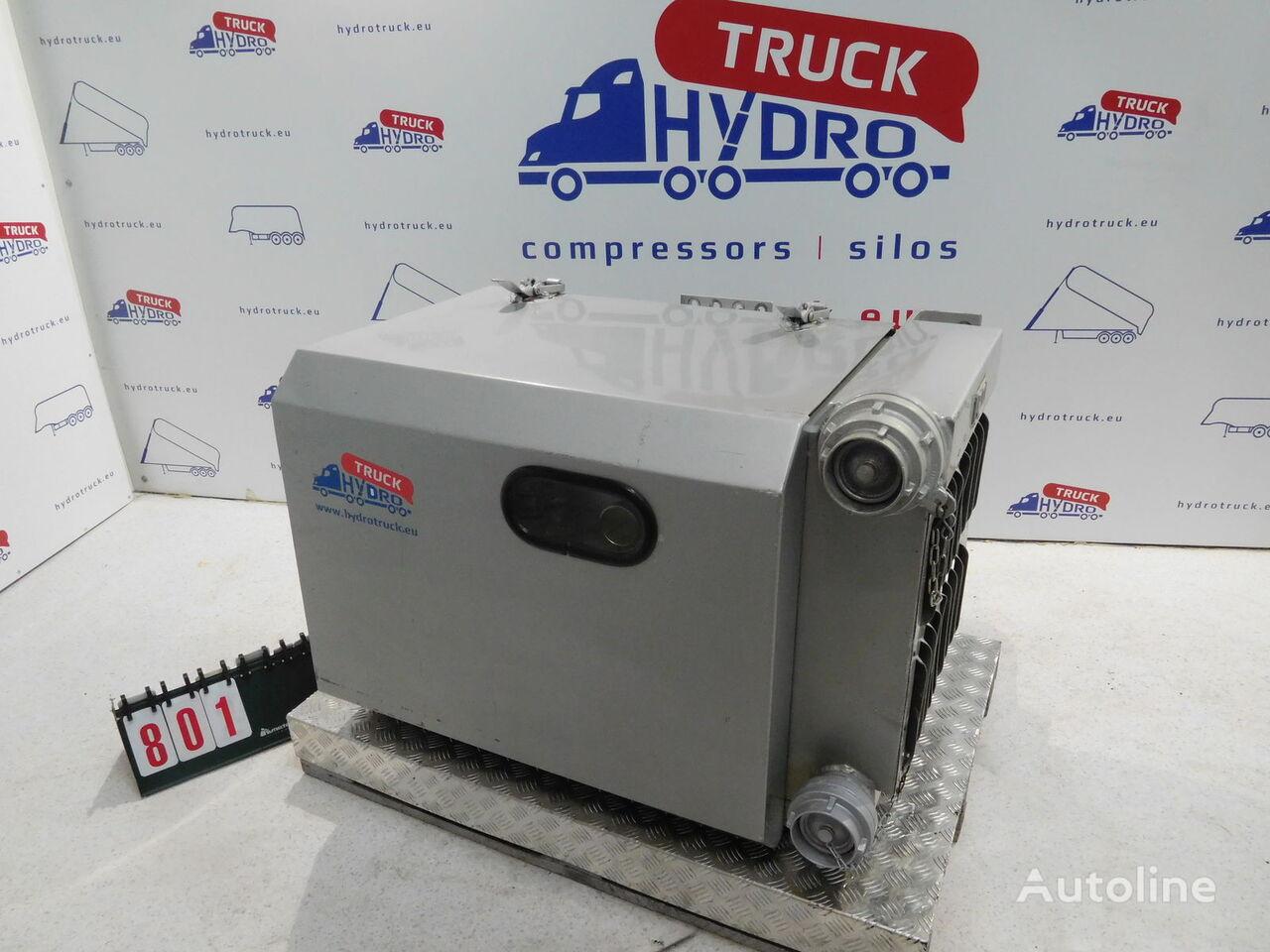 TYPHON 2C MOUVEX BLACKMER W ZABUDOWIE RTI pneumatic compressor for tank semi-trailer