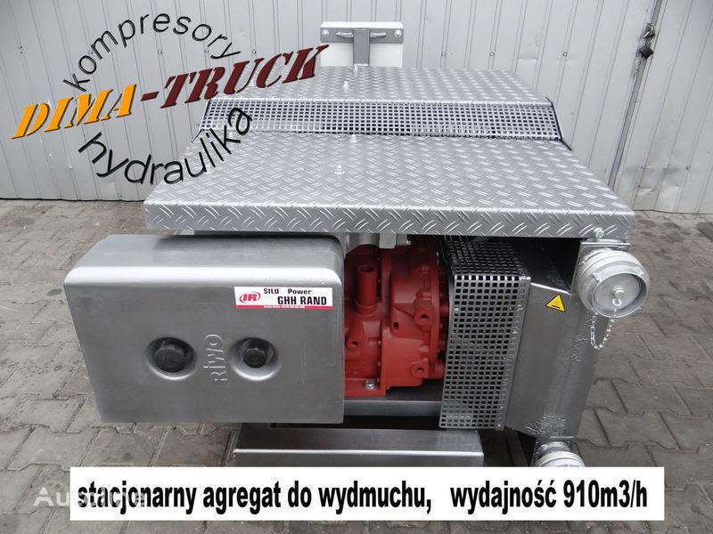 new CS80 agregat elektryczny pneumatic compressor for Agregat elektryczny GHH CS80 truck