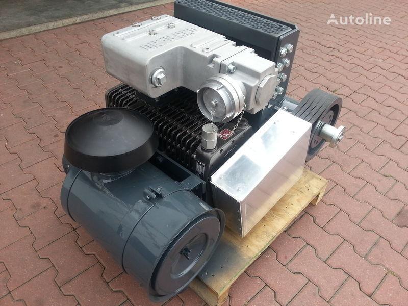 pneumatic compressor for GARDNER DENVER BULKLINE 1000 truck