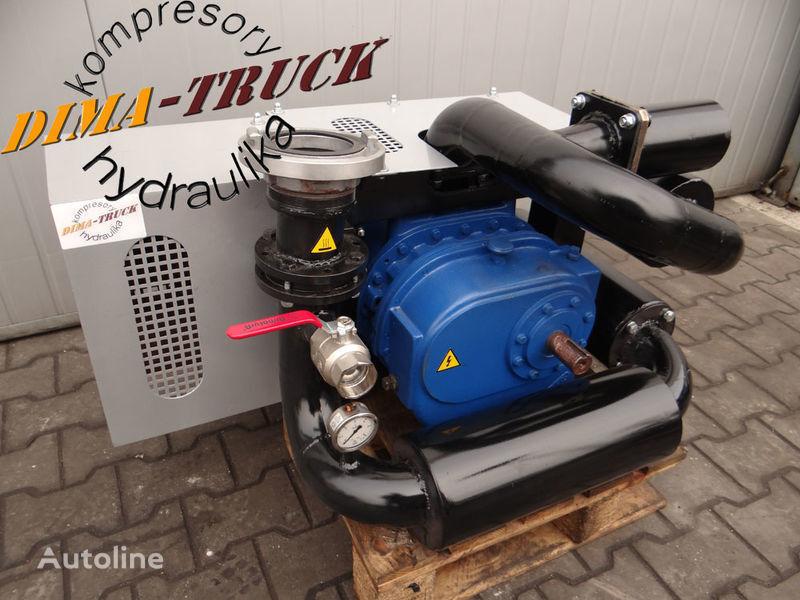 new kompresor paszowy paszowóz gardner denver pneumatic compressor for animal feed compressor truck