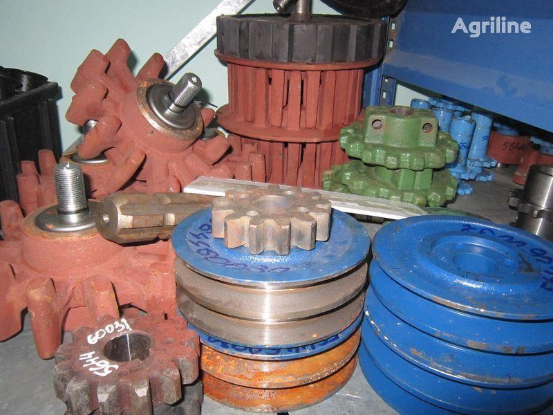 new pulley for AGROMET Anna, Bolko combine-harvester