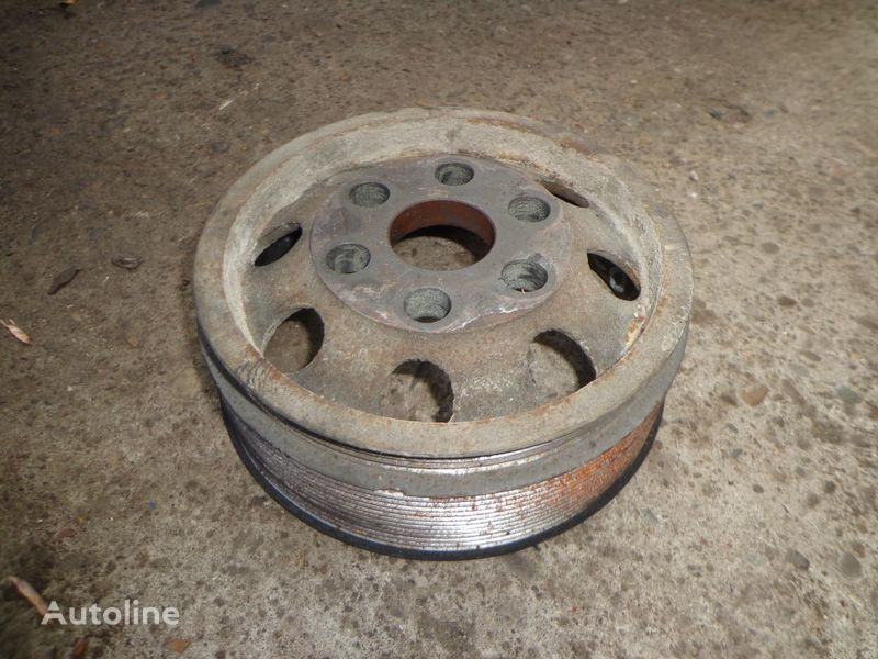 pulley for IVECO EuroStar, EuroTech tractor unit
