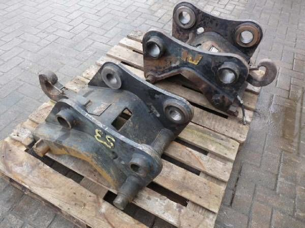 quick coupler for Verachtert snelwissel excavator