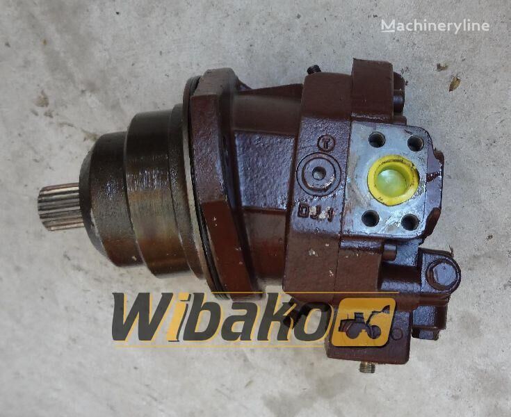 Drive motor A6VE80HZ3/63W-VAL027B reducer for A6VE80HZ3/63W-VAL027B (259.22.27.10) excavator