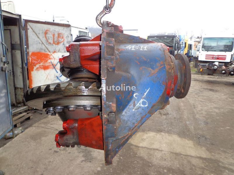 reducer for DAF CF truck