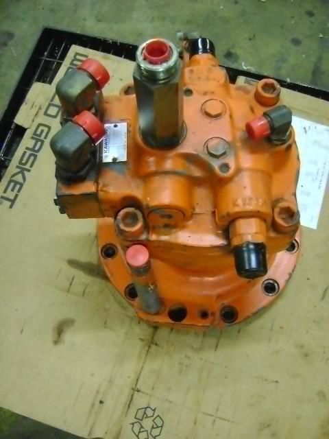 reducer for FIAT-HITACHI  FH 450 excavator
