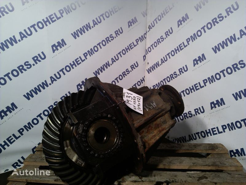 HY1350 (37:12) reducer for MAN TGA tractor unit