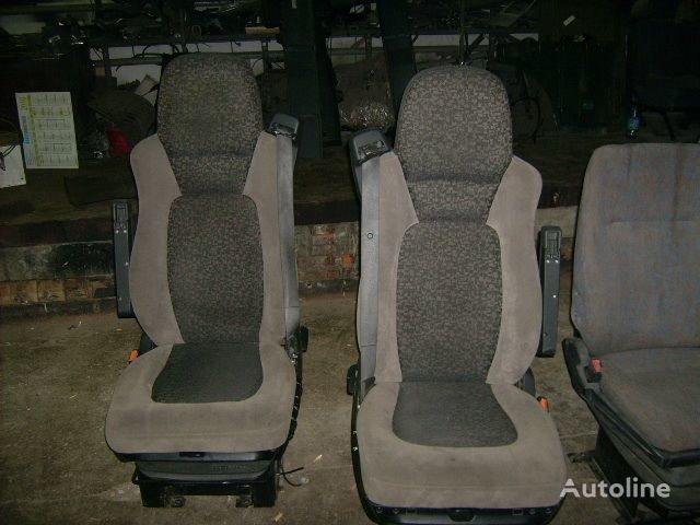 seat for DAF XF105 tractor unit