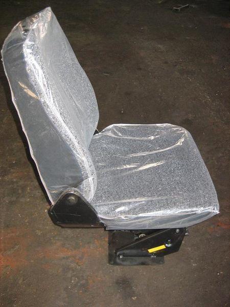 Sidene seat for LVOVSKII material handling equipment