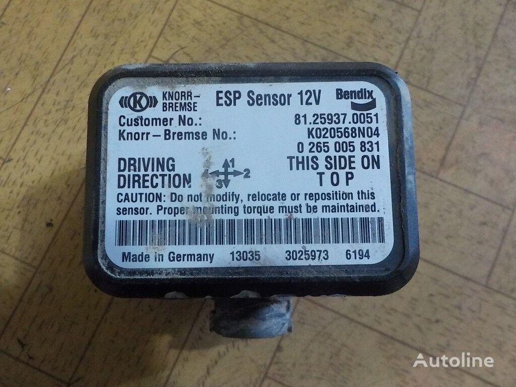 Sensor,datchik ESP sensor for MAN truck
