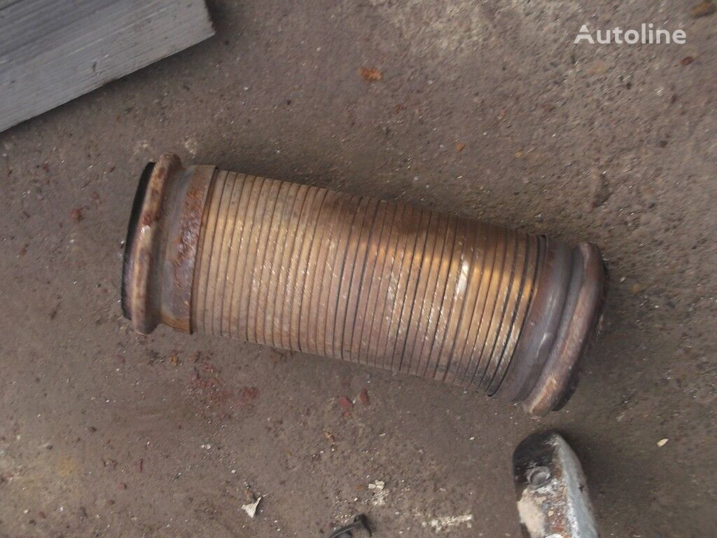 silencer corrugation for RENAULT truck