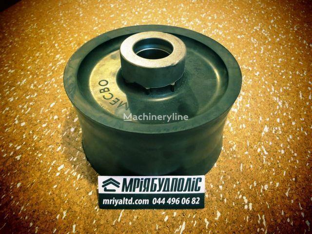 Italiya kachayushchie rezinovye porshni 180mm Mekbo (MECBO) spare parts for concrete pump