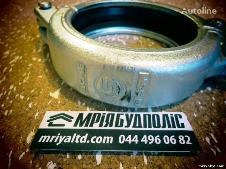new Italiya Zamok (soedinenie, homut) spare parts for concrete pump
