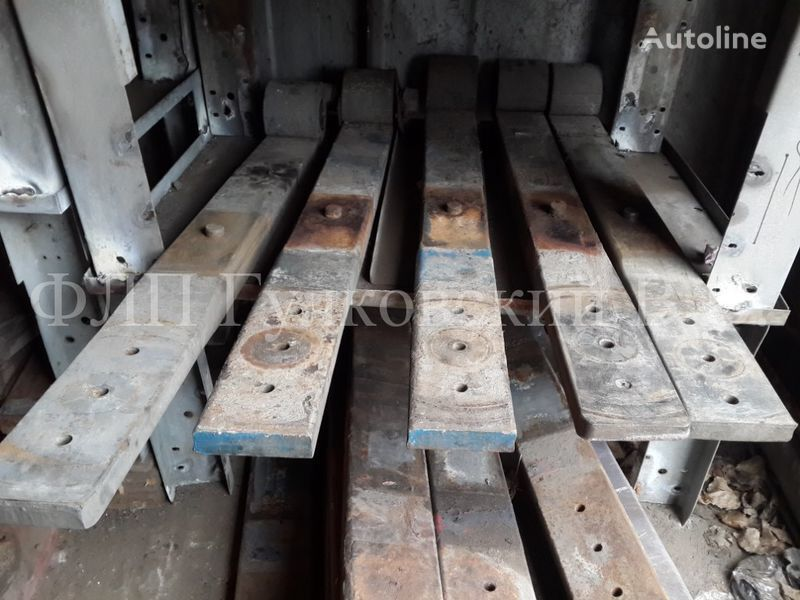 Poluressora SMB b/u spare parts for semi-trailer
