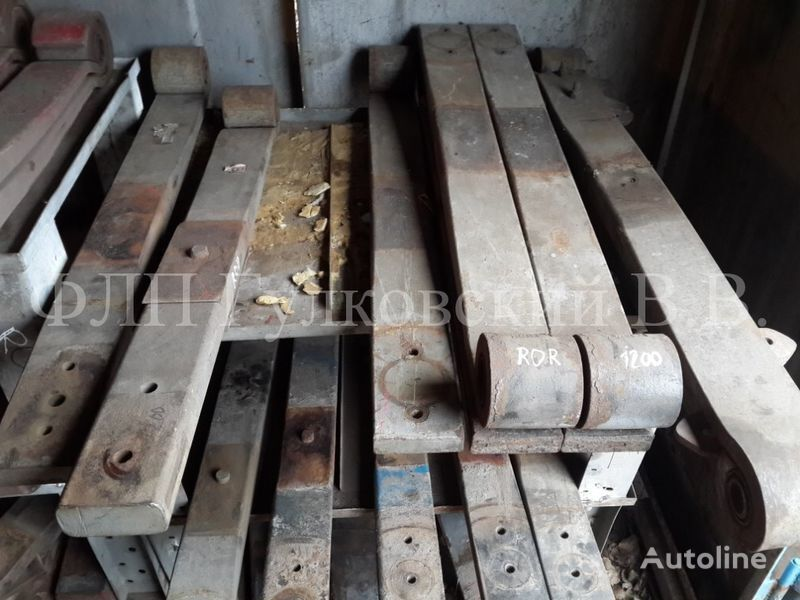 Poluressora ROR b/u spare parts for semi-trailer