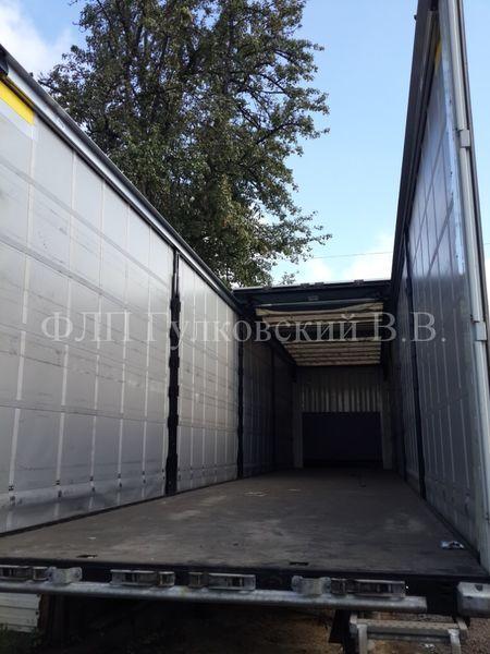Krysha sdvizhnaya b/u spare parts for semi-trailer