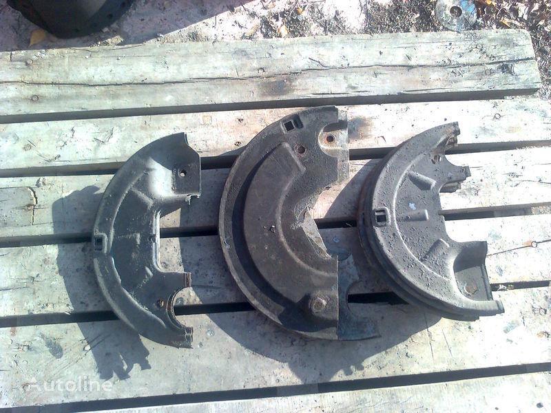 Pylniki zashchity tormoznyh kolodok na polupricep,Cherkassy spare parts for semi-trailer