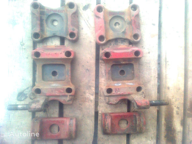 Kronshteyn BPW-ECO spare parts for semi-trailer